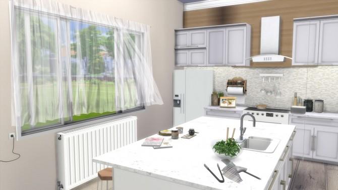 Sims 4 FAMILY KITCHEN at Dinha Gamer