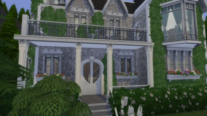 Charming Manor by RayanStar at Mod The Sims image 9224 670x377 Sims 4 Updates