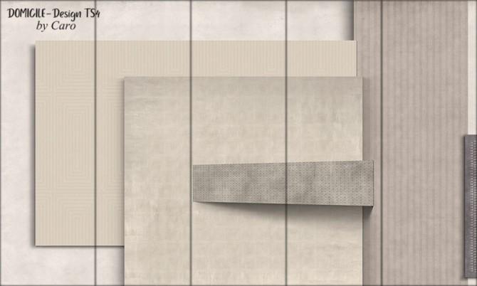 Sims 4 Shelter walls at DOMICILE Design TS4