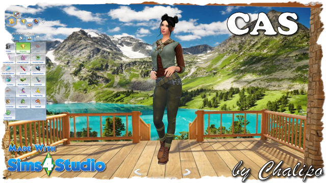 Sims 4 Seeblick CAS backgroud by Chalipo at All 4 Sims