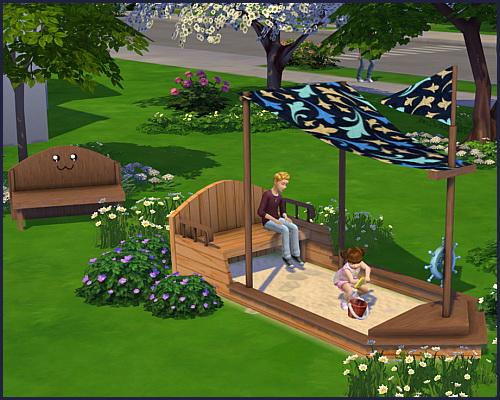 Sandbox sailboat at CappusSims4You image 9513 Sims 4 Updates