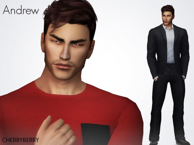 Andrew at Cherryberry image 9516 670x503 Sims 4 Updates