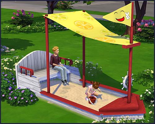Sandbox sailboat at CappusSims4You image 9713 Sims 4 Updates