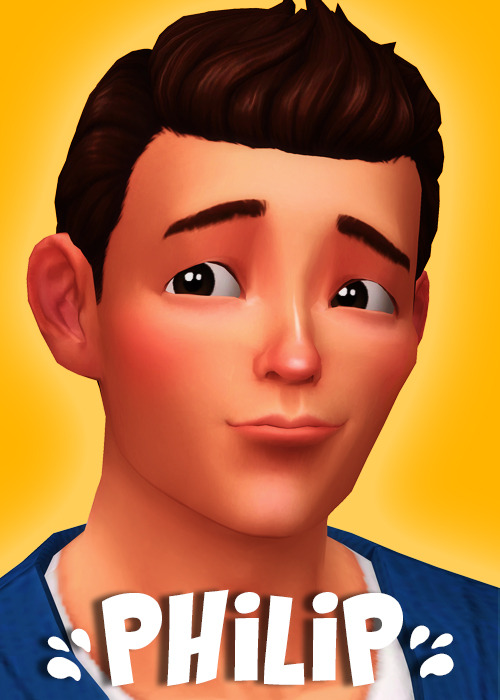 Sims 4 Philip Chadwick at MSQ Sims