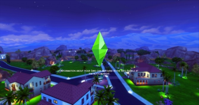 Town Loading Screens by Debbiepearl at Mod The Sims image 10412 670x355 Sims 4 Updates