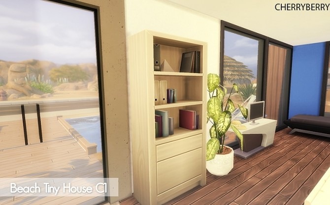 Beach Tiny House at Cherryberry image 1052 670x417 Sims 4 Updates