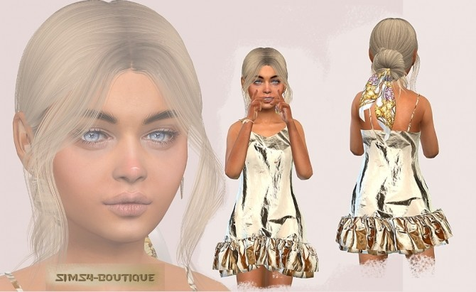 Set for Child Girls TS4 at Sims4 Boutique image 1092 670x411 Sims 4 Updates