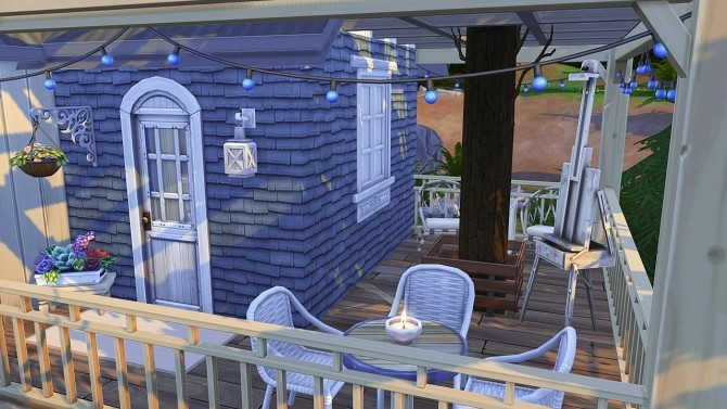 WRITER'S TINY TREE HOUSE at Aveline Sims image 1109 670x377 Sims 4 Updates