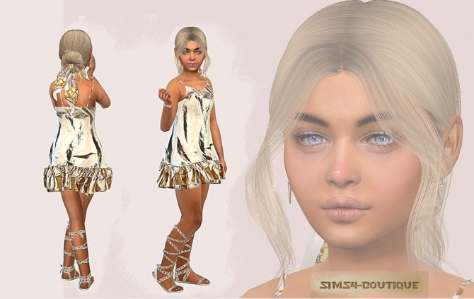 Set for Child Girls TS4 at Sims4 Boutique image 1113 670x423 Sims 4 Updates