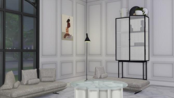 Sims 4 HAZE VITRINE at Meinkatz Creations