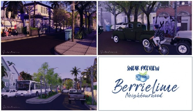122 | BERRIELIME NEIGHBOURHOOD PART 1 at SoulSisterSims image 1199 670x385 Sims 4 Updates