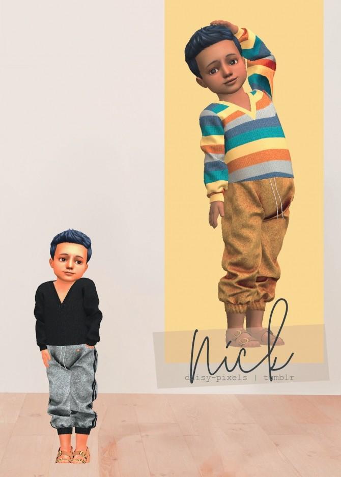 Sims 4 Nick Set at Daisy Pixels