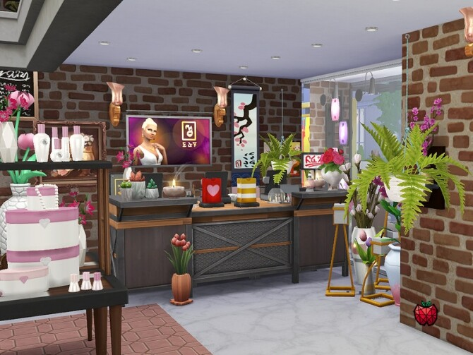 Phoebe beauty store by melapples at TSR image 12320 670x503 Sims 4 Updates