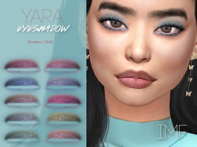 Sims 4 IMF Yara Eyeshadow N.141 by IzzieMcFire at TSR