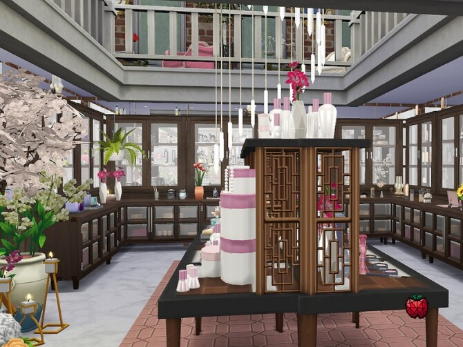 Phoebe beauty store by melapples at TSR image 12420 670x503 Sims 4 Updates
