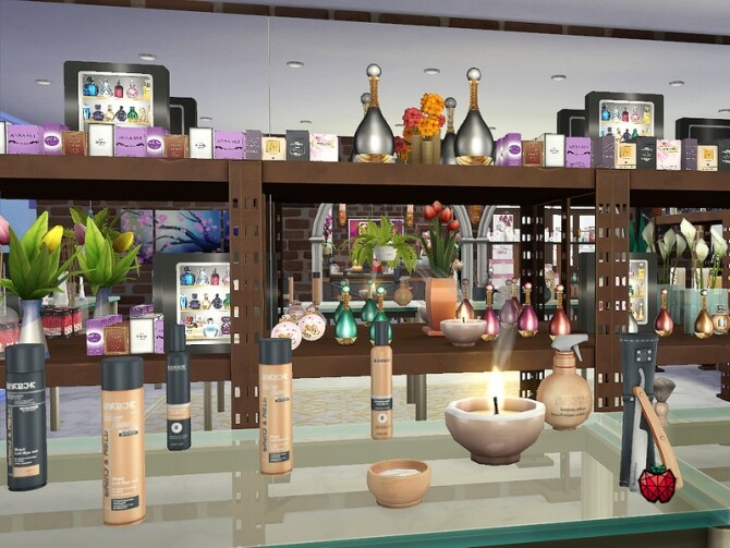Phoebe beauty store by melapples at TSR image 12520 670x503 Sims 4 Updates