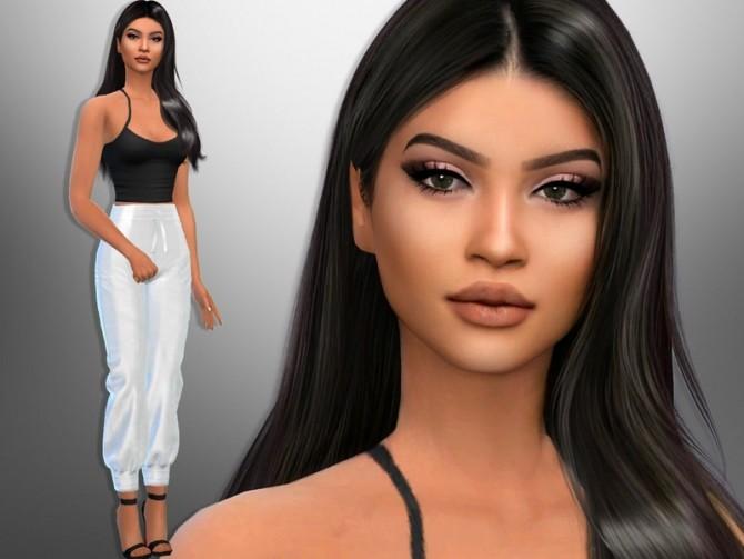 Sims 4 Alexis Vera by divaka45 at TSR