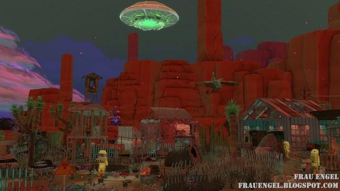 Bunker 2020 at Frau Engel image 1258 670x377 Sims 4 Updates