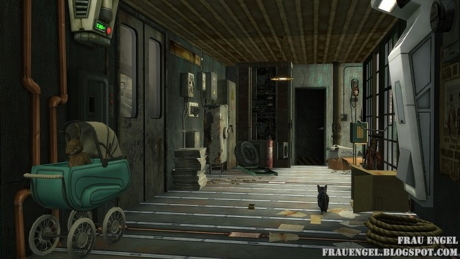 Bunker 2020 at Frau Engel image 1268 670x377 Sims 4 Updates