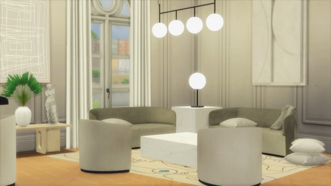 Sims 4 TEAROOM COLLECTION (P) at Meinkatz Creations