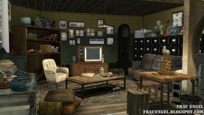Sims 4 Bunker 2020 at Frau Engel