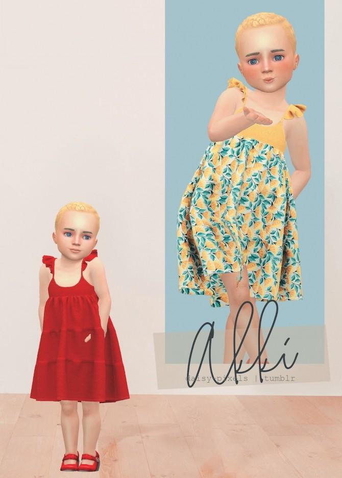 Akki Dress at Daisy Pixels image 12813 670x937 Sims 4 Updates
