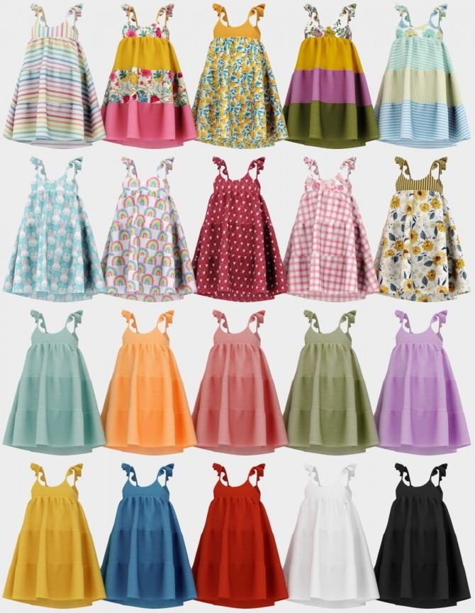Akki Dress at Daisy Pixels image 12913 670x864 Sims 4 Updates