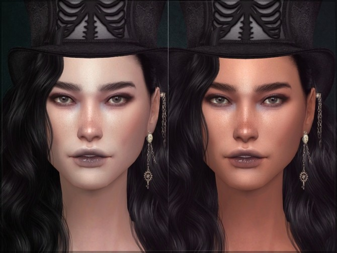 Sims 4 Mediator Lipstick by RemusSirion at TSR
