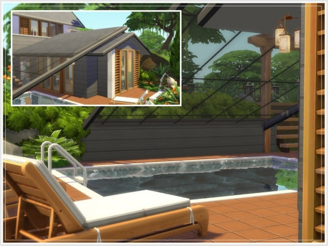 Safran house No CC by philo at TSR image 133 670x503 Sims 4 Updates