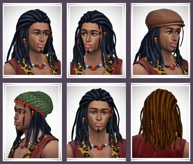 Sims 4 Daran Dreads at Birksches Sims Blog
