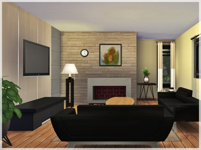April house by Ray Sims at TSR image 137 670x503 Sims 4 Updates
