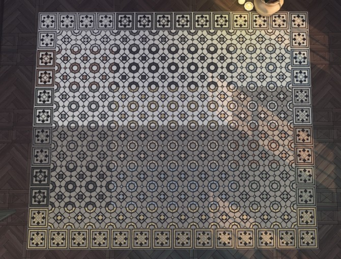 Porto 10 piece collection of wallpapers & floors at Harrie image 1375 670x509 Sims 4 Updates