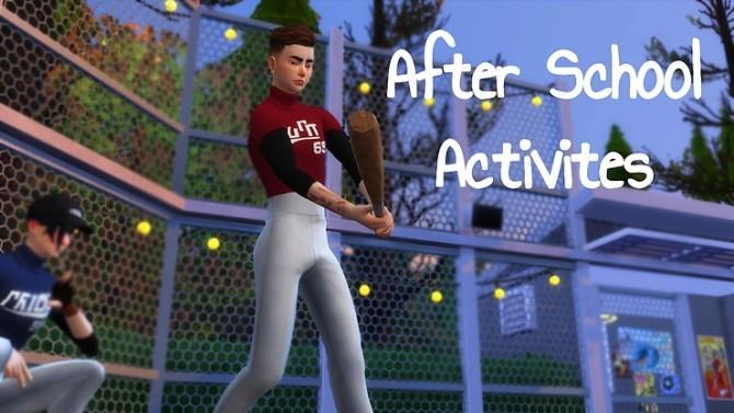 Sims 4 After School Activities at KAWAIISTACIE