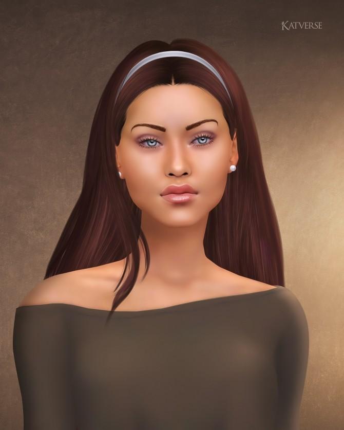 Sims 4 Evie at Katverse