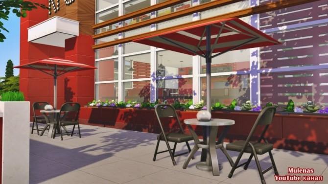 KFC restaurant at Sims by Mulena image 14618 670x376 Sims 4 Updates
