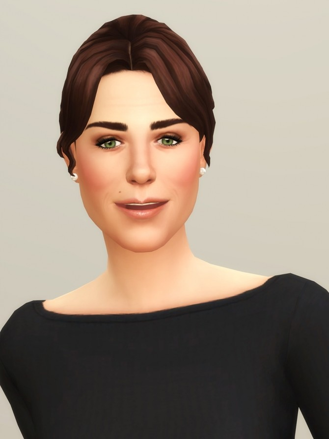 Kate Hair III / V1 at Rusty Nail image 1484 670x893 Sims 4 Updates