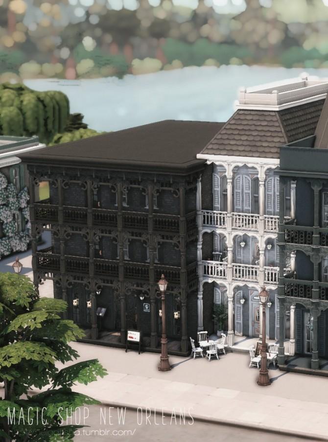 Magic Shop New Orleans at Helga Tisha image 1521 670x904 Sims 4 Updates