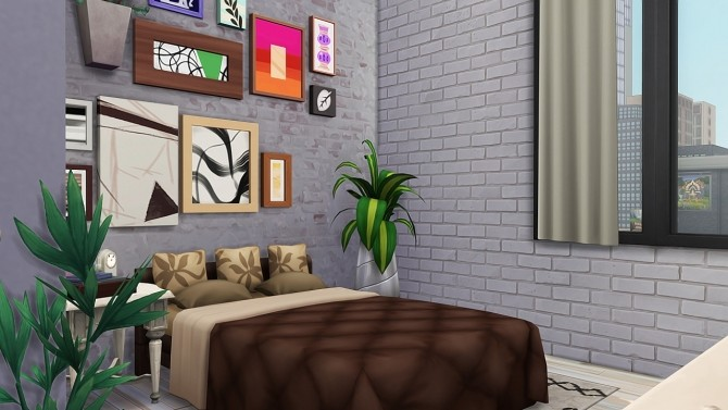 ONE APARTMENT FOR TWO FAMILIES at Aveline Sims image 15212 670x377 Sims 4 Updates
