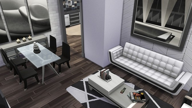 ONE APARTMENT FOR TWO FAMILIES at Aveline Sims image 15311 670x377 Sims 4 Updates