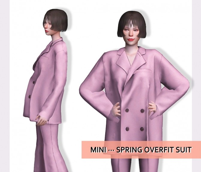 Spring Collaboration at MINI SIMS image 1537 670x575 Sims 4 Updates