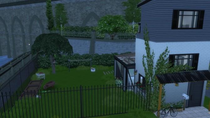 Sims 4 Tiny House NO CC 1.5 by yanina22 at Mod The Sims