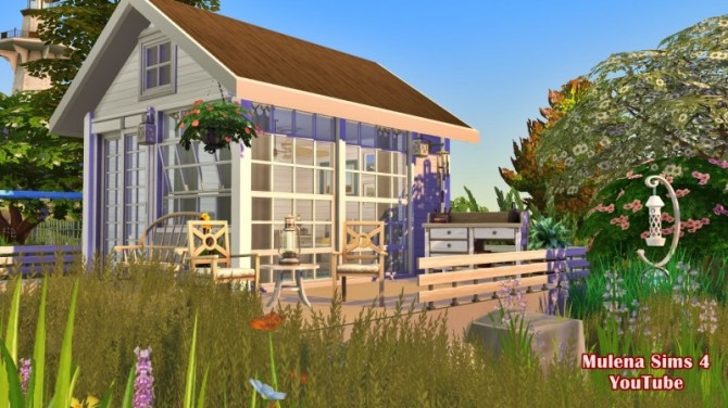 FAMILY HOUSE at Sims by Mulena image 15716 670x376 Sims 4 Updates
