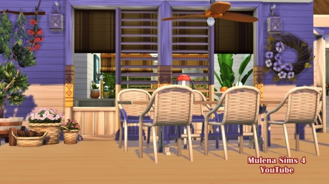 FAMILY HOUSE at Sims by Mulena image 15816 670x376 Sims 4 Updates