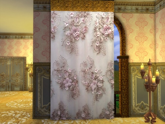 Sims 4 Victorian Flowers For Your Walls at Anna Quinn Stories