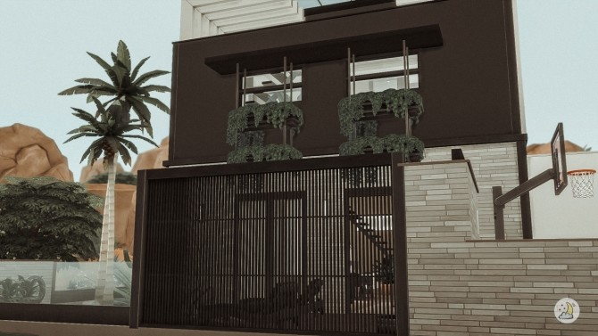 Modern Oasis house at Luna Sims image 16012 670x377 Sims 4 Updates