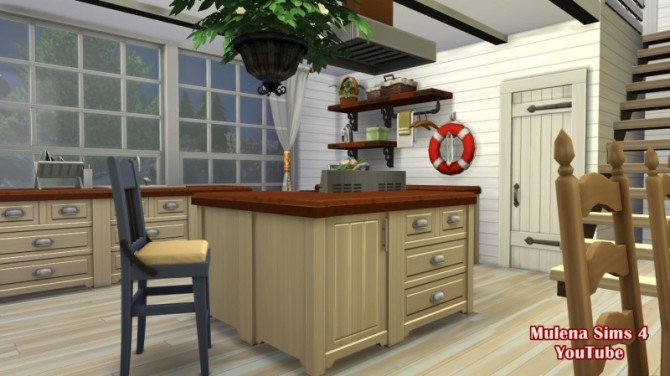 FAMILY HOUSE at Sims by Mulena image 16015 670x376 Sims 4 Updates