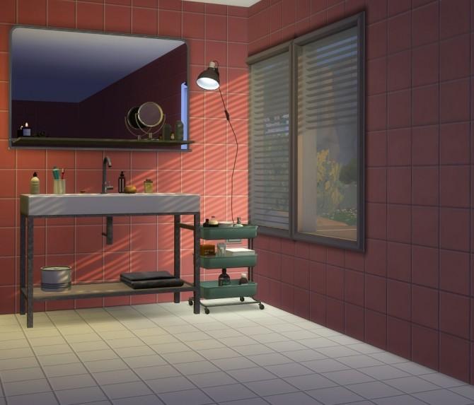 Sims 4 Basic Retro Tiles at Alexpilgrim