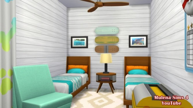 FAMILY HOUSE at Sims by Mulena image 16219 670x376 Sims 4 Updates
