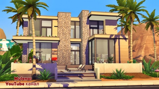 Basic Family House at Sims by Mulena image 16318 670x376 Sims 4 Updates