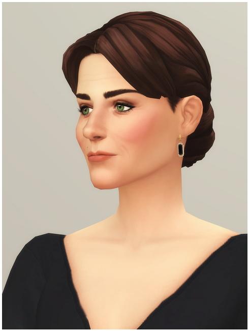 Kate Hair III / V2 at Rusty Nail image 1634 Sims 4 Updates